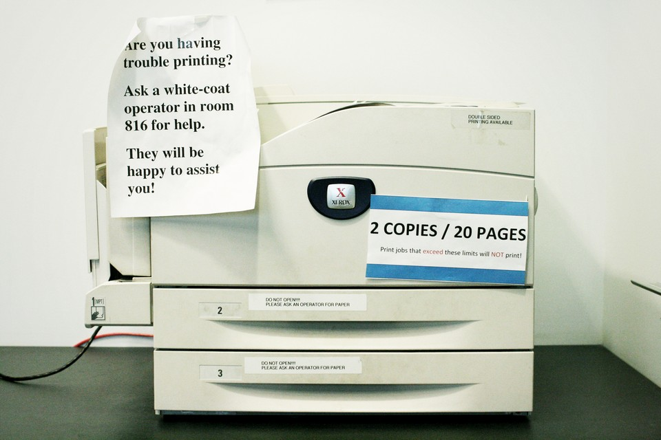 CUCC Printer - featured