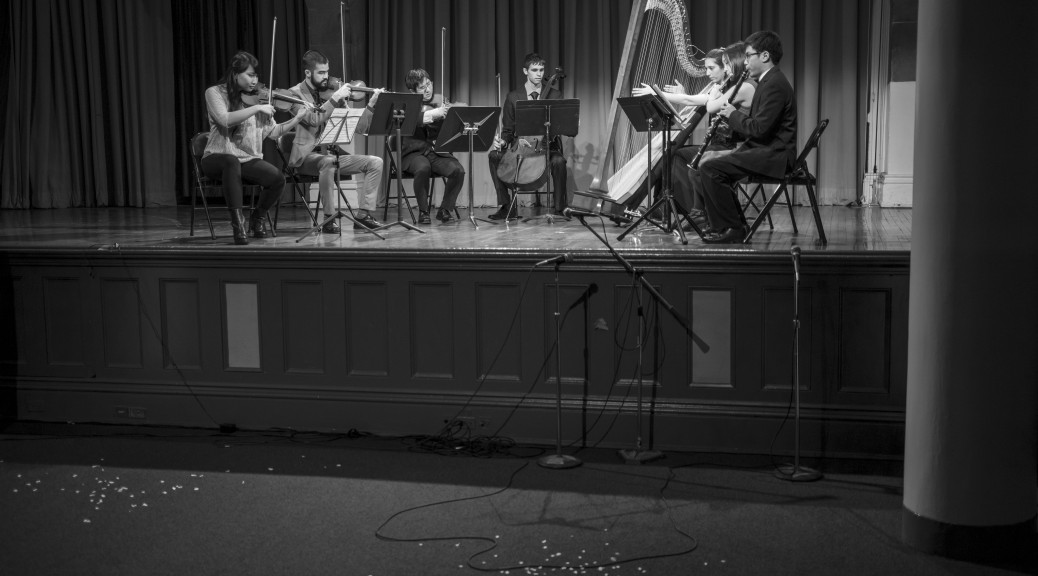 The Ravel Chamber Ensemble at The Cooper Union 6th Annual Talent Show